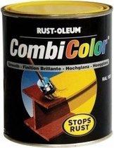 CombiColor Hoogglans - Helder Rood RAL 3000 art. nr. 7365 2,5 liter