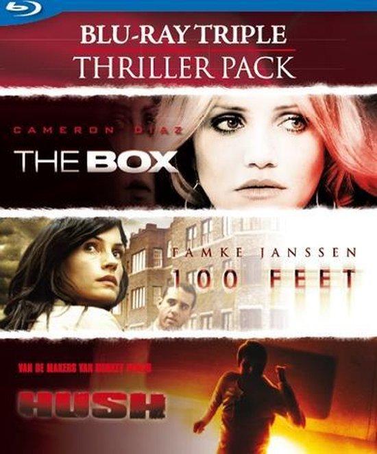 Cover van de film 'Triple Thriller Pack'