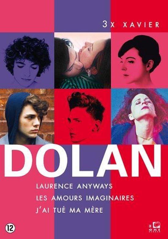 Cover van de film 'Xavier Dolan Box'