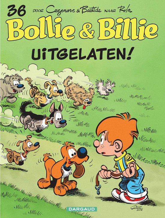 Bollie en billie 36. uitgelaten! - Jean Bastide |