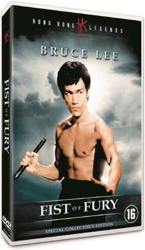 Cover van de film 'Fist Of Fury'
