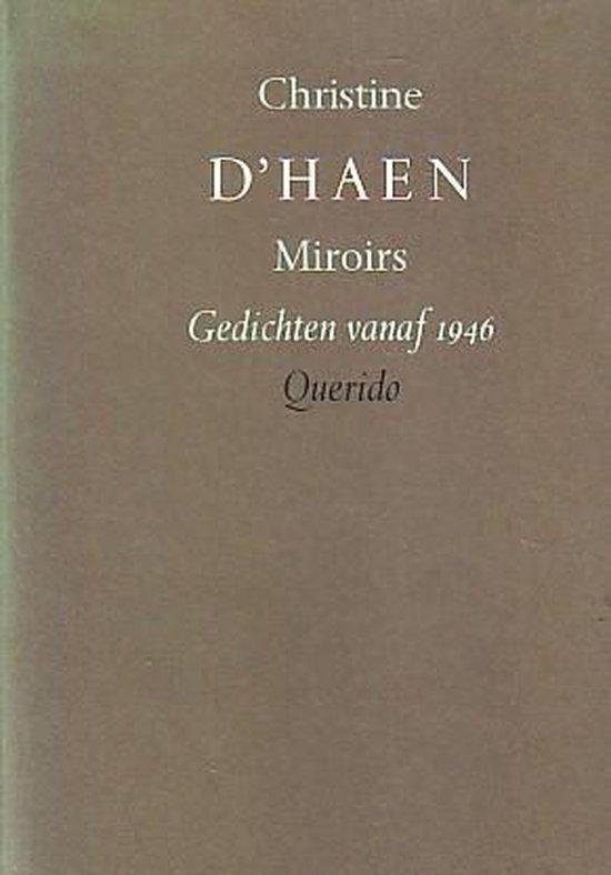 Miroirs - Christine D'haen |