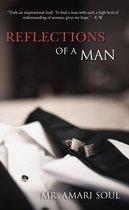 Boek cover Reflections Of A Man van Mr. Amari Soul (Onbekend)