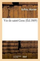 Vie de saint Gens