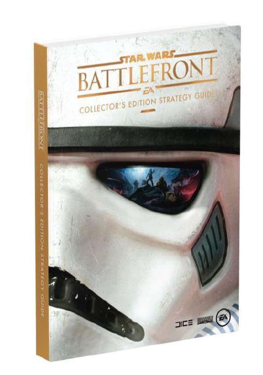 STAR WARS Battlefront Collector's Edition Guide - Prima Games