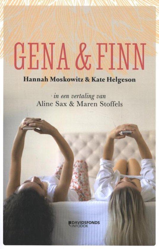 Gena en Finn - Hannah Moskowitz | Readingchampions.org.uk