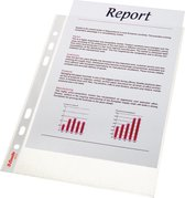 Esselte Showtas - PP - A5 - 100 stuks - Transparant