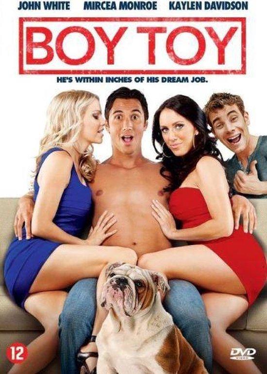 Cover van de film 'Boy Toy'