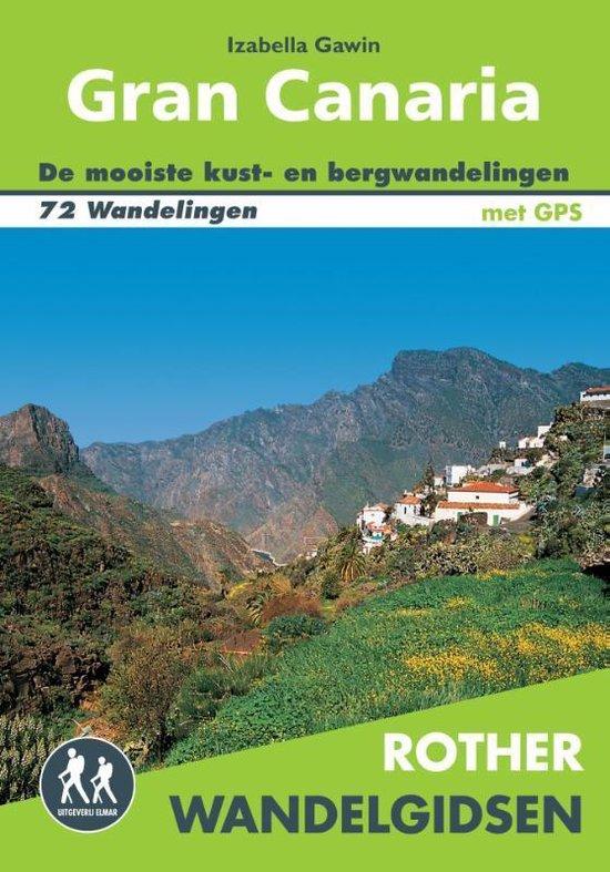 Rother Wandelgidsen - Gran Canaria