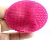 2 St. Siliconen - Gezichtsreinigerborstel - Facecleanser - Beautypad - Huidverzorgingsbrush - Gezichtsborstel