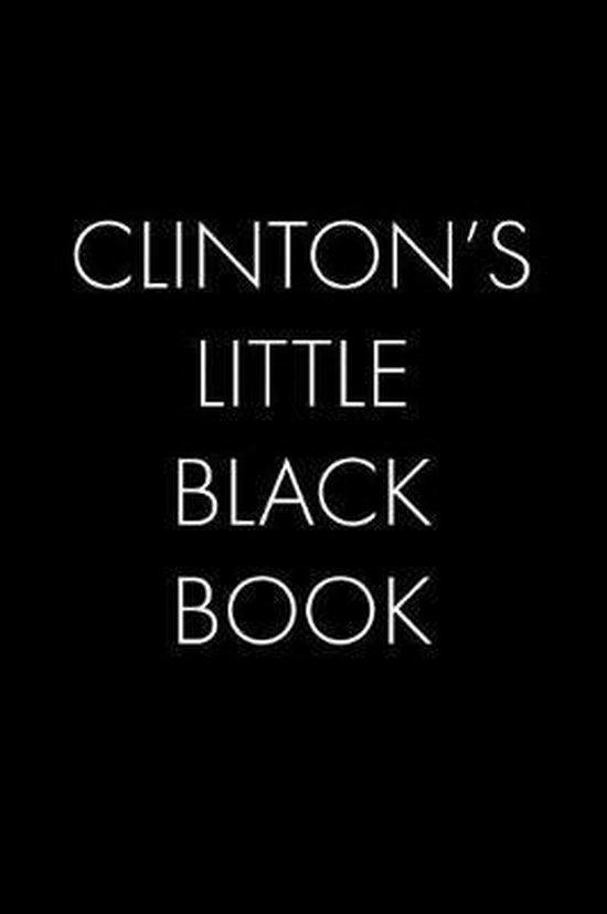 Clinton's Little Black Book