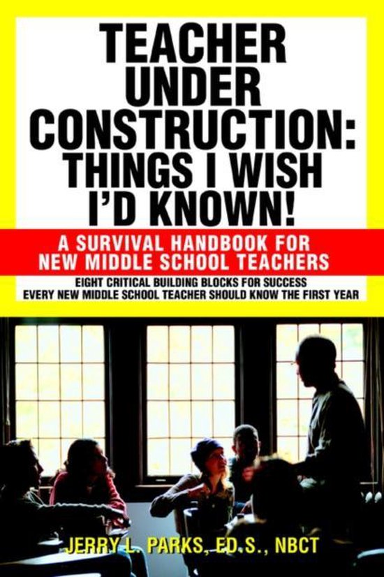 Teacher Under Construction: Things I Wish I'd Known!