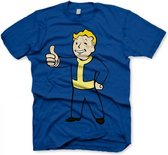 Fallout T-Shirt Thumbs Up XL