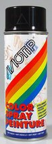 Motip 9005 Hoogglanslak - Diep Zwart - 400 ml