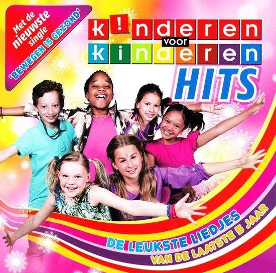CD cover van De Leukste Liedjes Van De Laatste 5 Jaar van Kinderen voor Kinderen