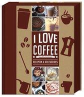 I love coffee Geschenkpakket - Receptenboek - 22 x 29 x 5cm
