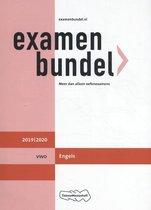 Boek cover Examenbundel vwo Engels 2019/2020 van C. van Putten