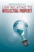 Omslag Law Relating to Intellectual Property