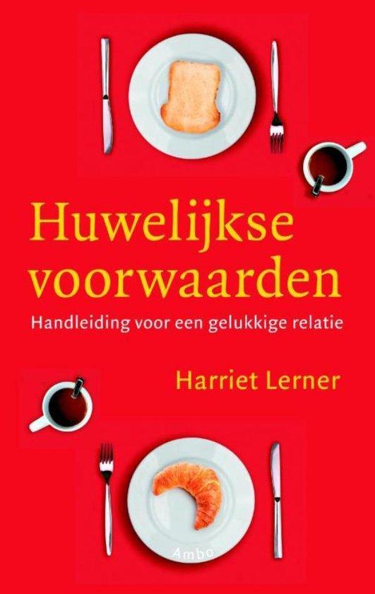 Huwelijkse voorwaarden - Harriet Lerner |