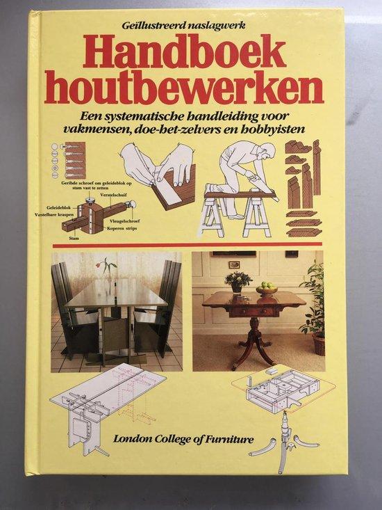 Handboek houtbewerken - Andrew Duncan  