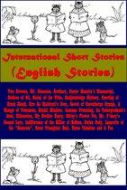 Omslag International Short Stories (English Stories)