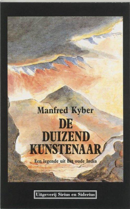 De duizendkunstenaar - M. Kyber  
