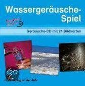Wassergeräusche-Spiel. Water Sounds. CD