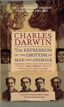 Boek cover The Expression of the Emotions in Man and Animals van Professor Charles Darwin