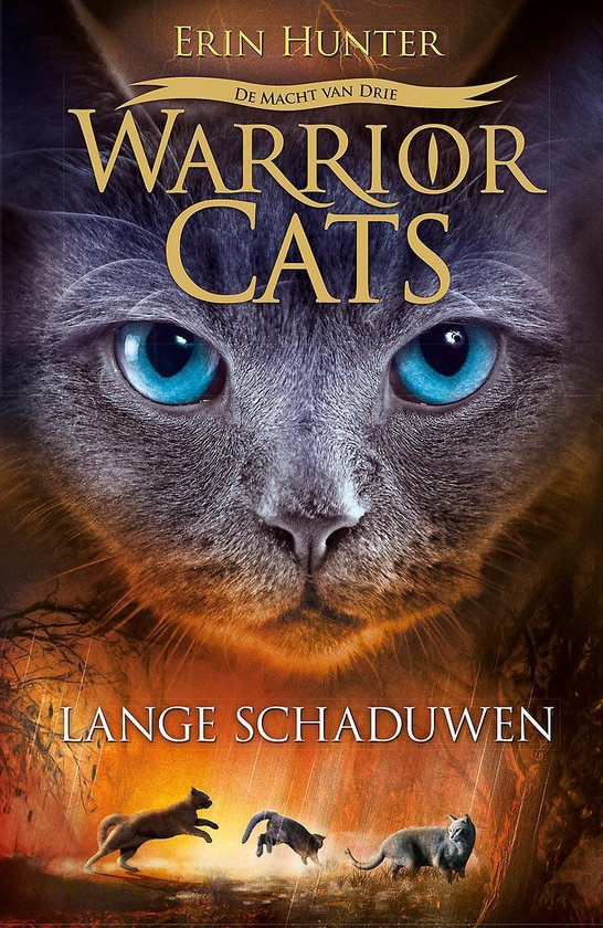 Warrior Cats De macht van drie 5 - Lange schaduwen - Erin Hunter |