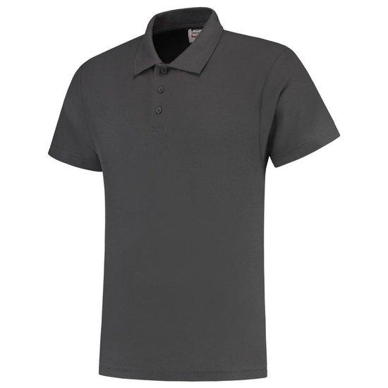 Tricorp Poloshirt - Casual 201003 Donkergrijs Maat 7xl