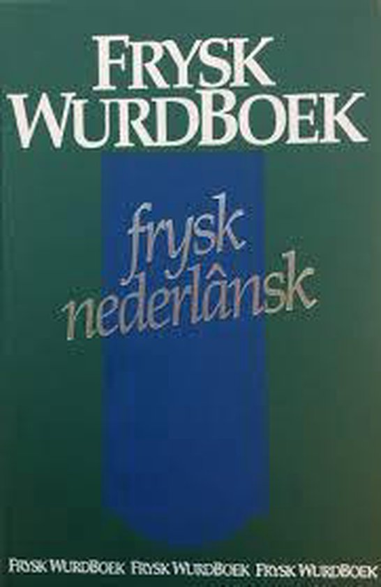 Frysk Wurdboek - J.W. Zantema |