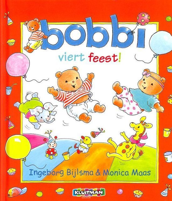 Bobbi - Bobbi viert feest