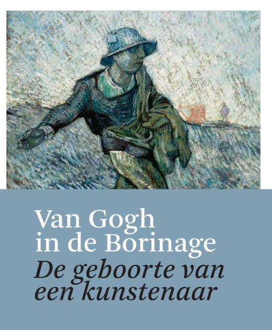 Van Gogh in de Borinage. De geboorte van een kunstenaar - Marije Vellekoop |