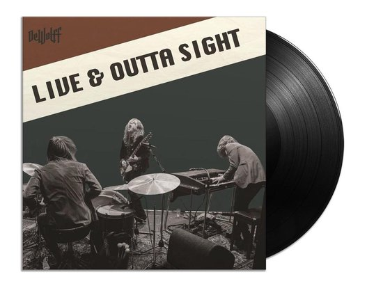 Live & Outta Sight (LP) - DeWolff