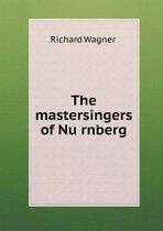 Omslag The Mastersingers of NU Rnberg