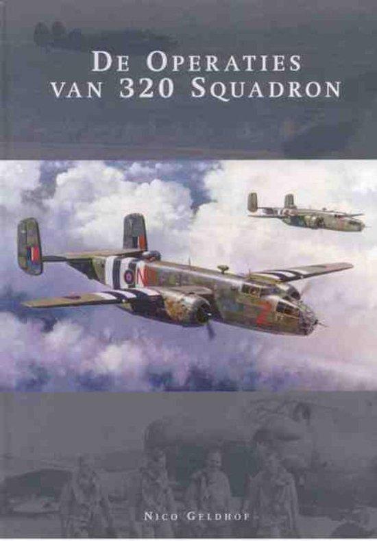 Afbeelding van De operaties van 320 squadron
