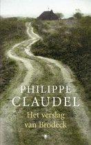 Boek cover Het verslag van Brodeck van Philippe Claudel