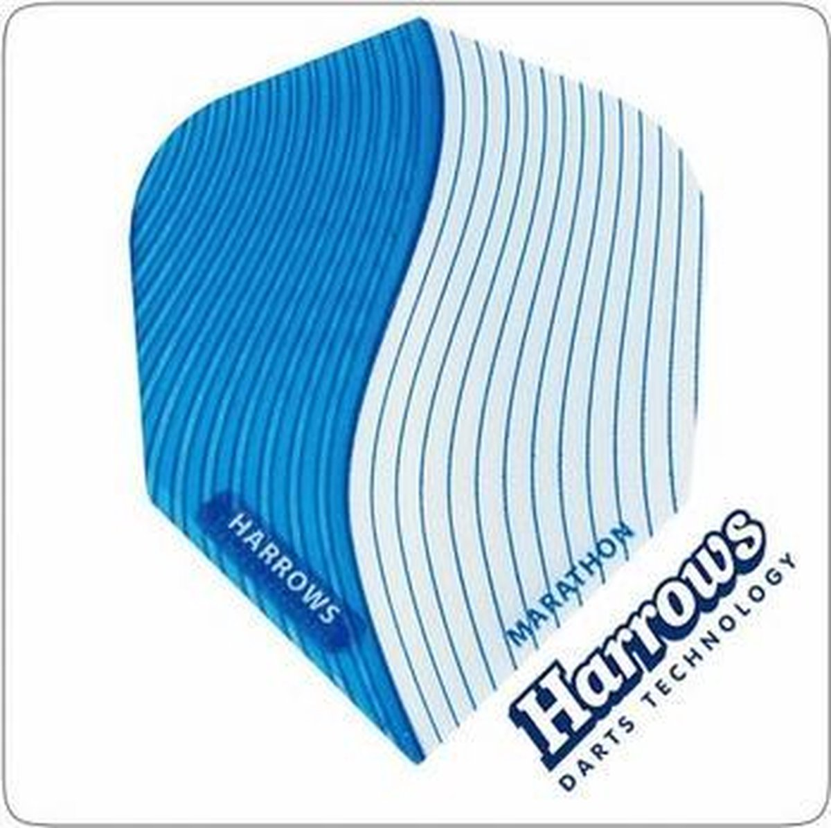 Harrows Marathon Blue and White Set à 3 stuks