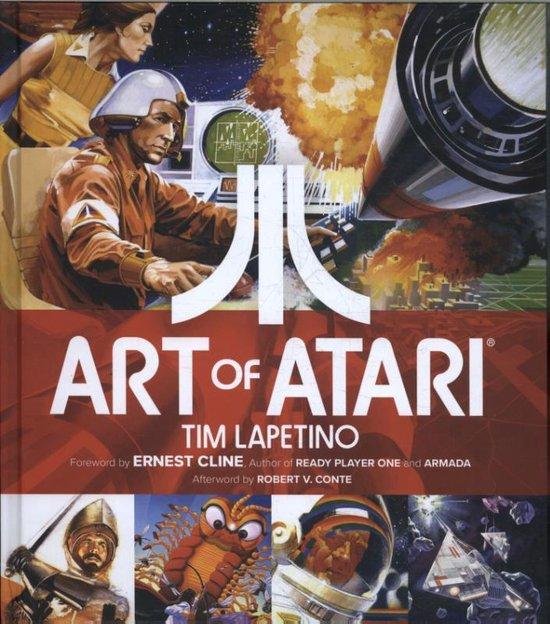 Omslag van Art of Atari