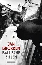 Boek cover Baltische zielen van Jan Brokken