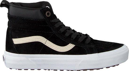 Vans Dames Sneakers Sk8 Hi Mte - Zwart - Maat 38,5