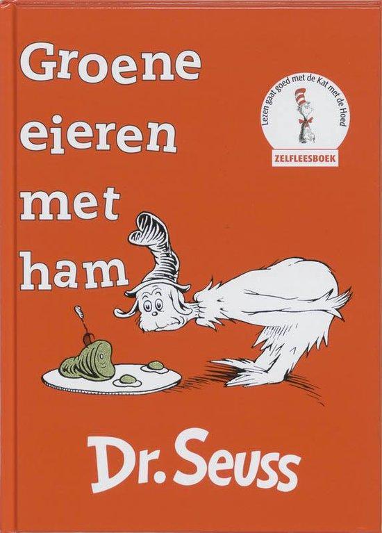 Groene eieren met ham - Dr. Seuss |