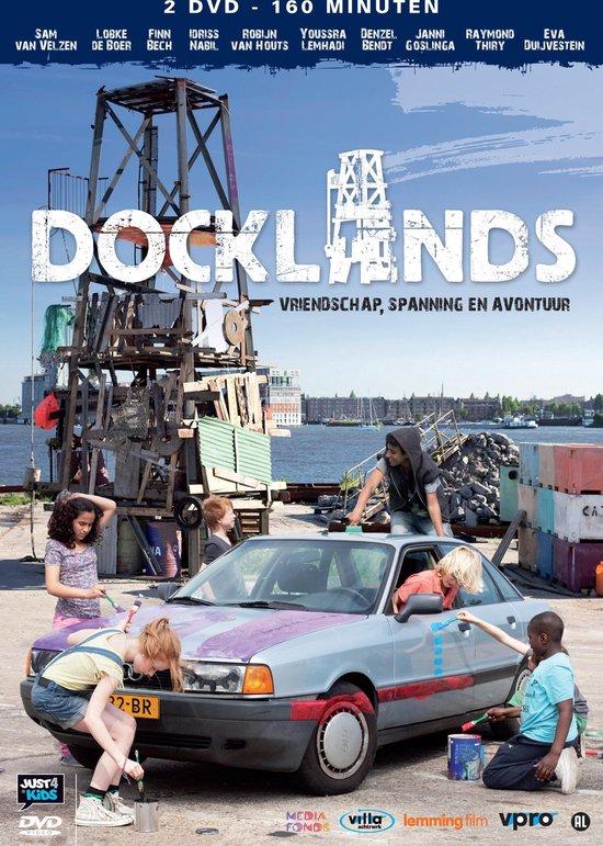 Cover van de film 'Docklands'