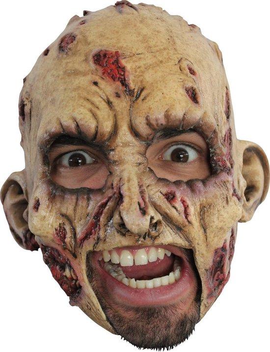 """""""Zombiemasker voor volwassenen Halloween - Verkleedmasker - One size"""""""
