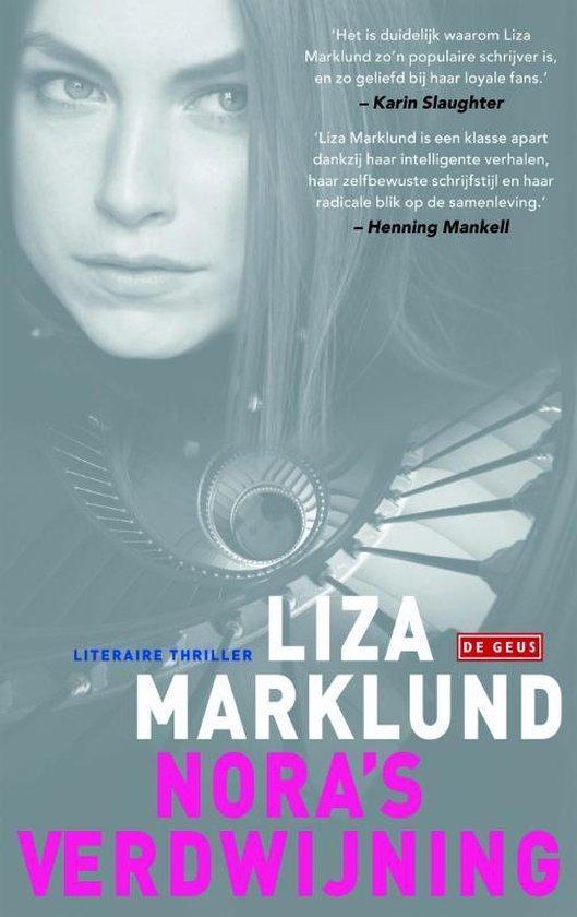 Nora's verdwijning - Liza Marklund   Fthsonline.com