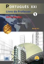 Boekomslag van 'Português XXI - nova ediçao 1 livro do professor'