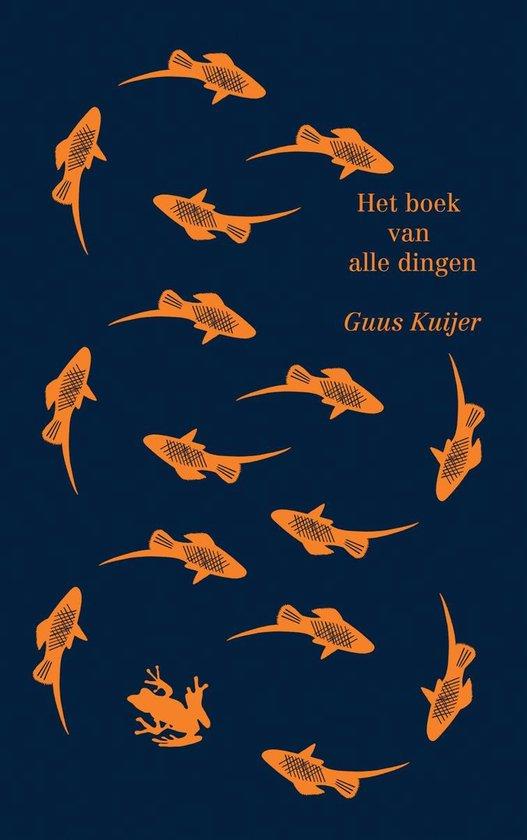 Het boek van alle dingen - Guus Kuijer |
