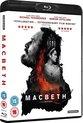 Macbeth (2015) [Blu-ray] (import zonder NL ondertiteling)