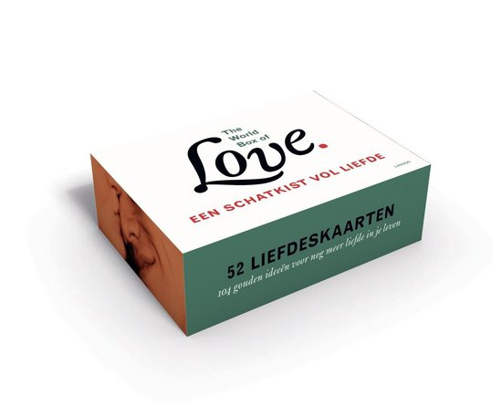 The World Box of Love - Leo Bormans |