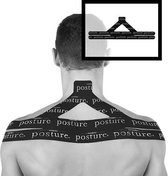 Posture Upright - Posture Kinesiologie 'Goede Houding' Tape
